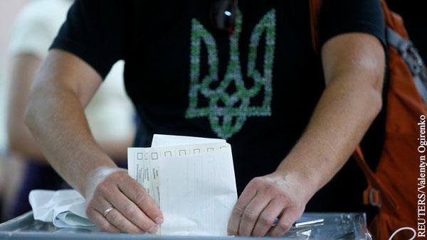 Владимир Зеленский теряет электоральную поддержку регионов Украины