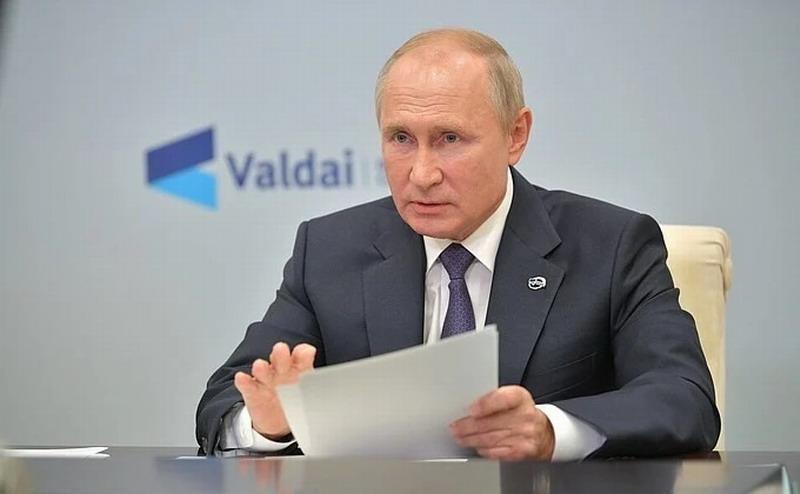 Здравый смысл Путина против пропагандистской пурги пятой колонны