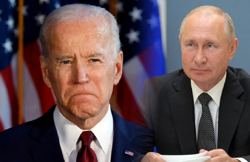 Гроссмейстерский ход: Путин потроллил Байдена с вмешательством России в выборы США