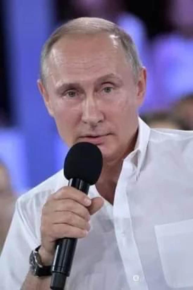 Иностранцы о Путине: так может шутить только очень умный человек. Не зря западные жулики его боятся