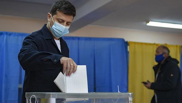 Владимир Зеленский потерпел сокрушительное политическое поражение на выборах