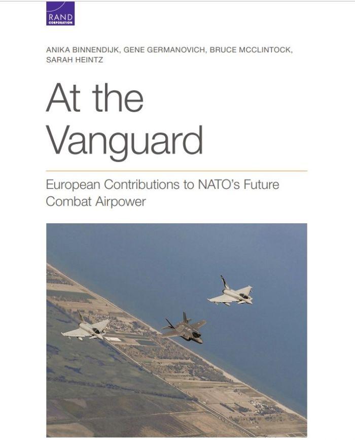 Стратегическая наступательная конфигурация у границ России 2020