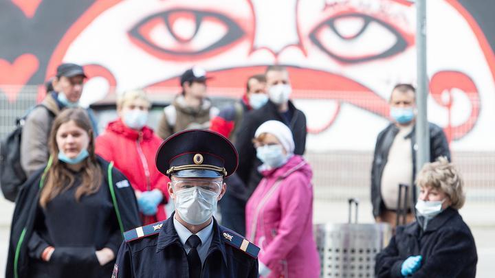 Коронавирусный карантин: с 28 октября вводятся общероссийские ограничения