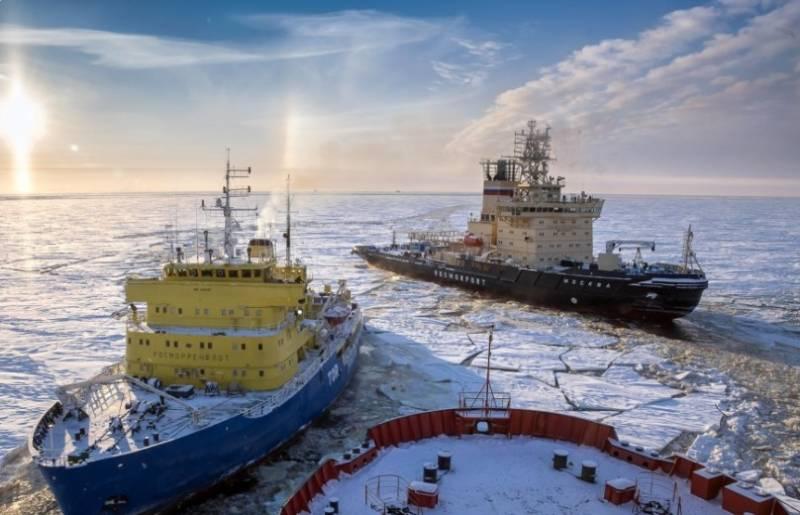 Западные СМИ: «Китай покупает у России доступ к Арктике»