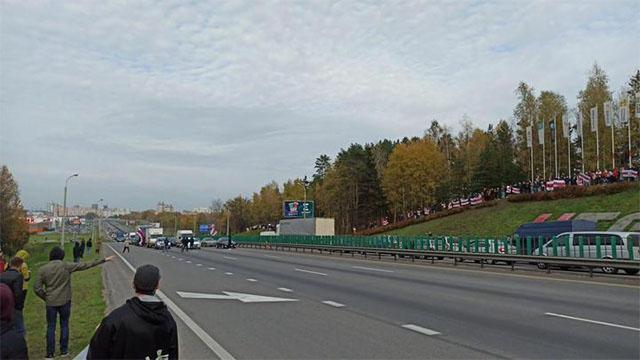 Чем закончился ультиматум проекта «Тихановская» – «протест» на фото