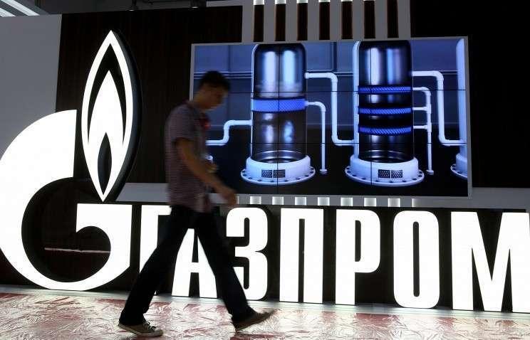 «Газпром» подтвердил начало поставок газа на Украину