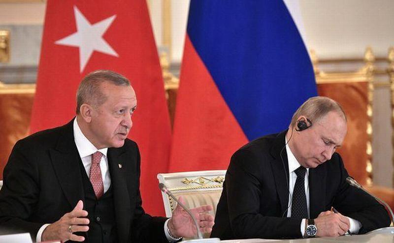Османские мечты Эрдогана и жестокая русская реальность