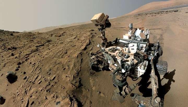 Curiosity нашёл новые доказательства существования воды на Марсе