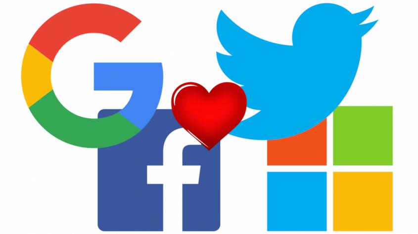 Россия потребовала у Facebook, Google и Twitter прекратить цензуру отечественных СМИ