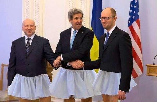 Референдум в Крыму сорвал планы США на Украине