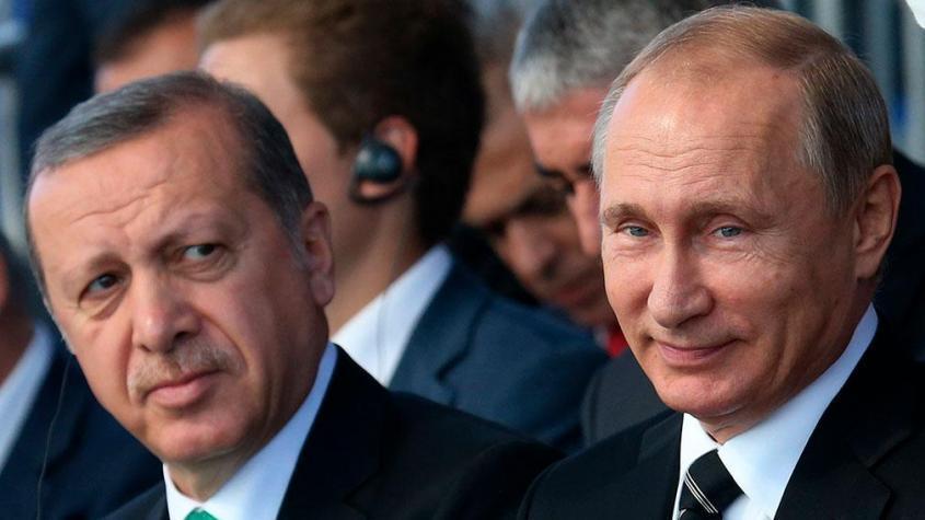 Путин нашел ахиллесову пяту Эрдогана – пишут швейцарские СМИ