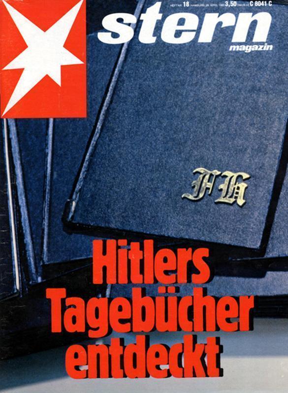 Поддельный Гитлер и другие грандиозные мистификации XX века