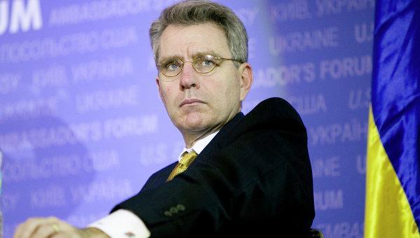 Посол США на Украине Джеффри Пайетт: РФ не предпринимает шагов по ослаблению санкций