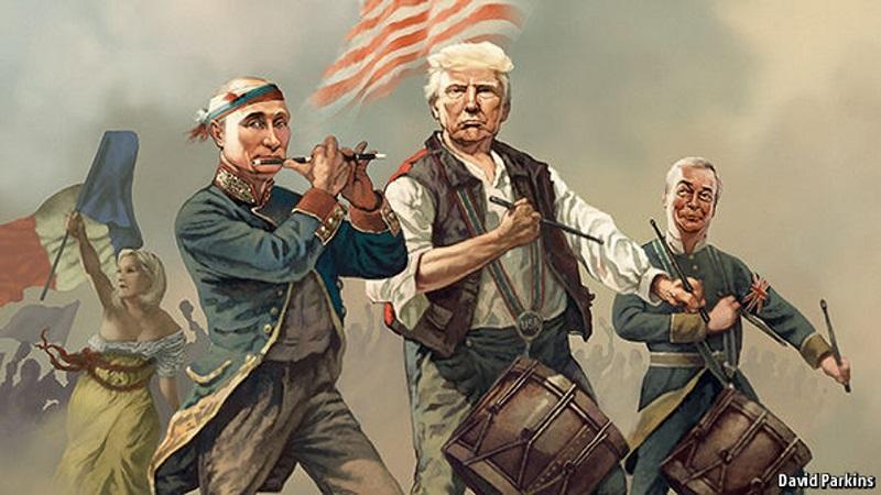 Глобалистская элита вышла из доверия: политики-пустышки полностью дискредитированы