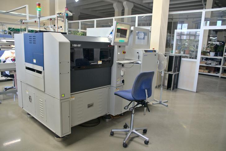 Установка оптической инспекции Yamaha