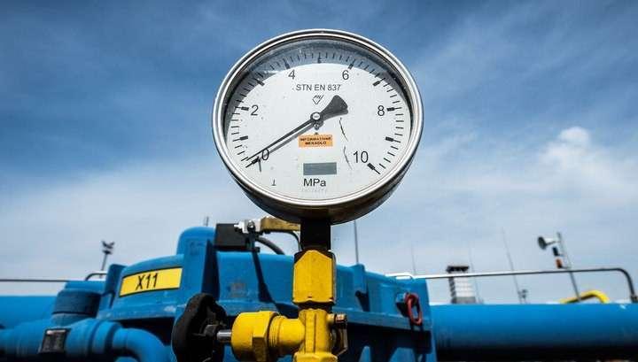 Начались поставки российского газа на Украину