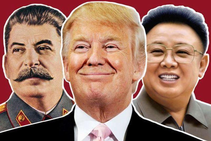 Сын Сталина – политтехнологическая сказка о выборах  в США