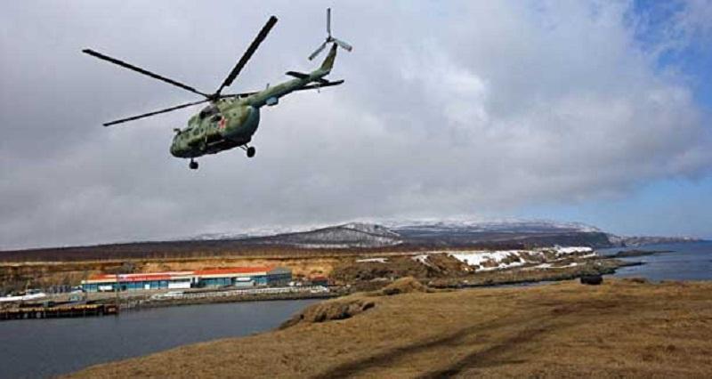 Япония: русские размещают на «наших островах» танки Т72Б3, способные топить корабли