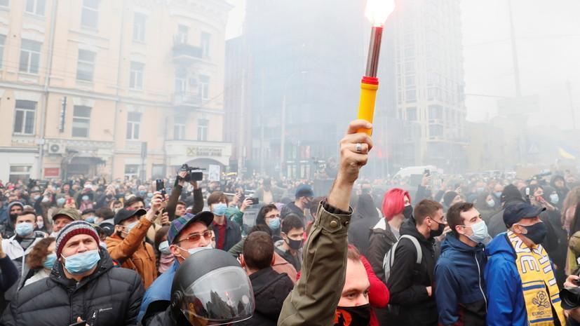 Презервативы «возмущённой украинской нации»