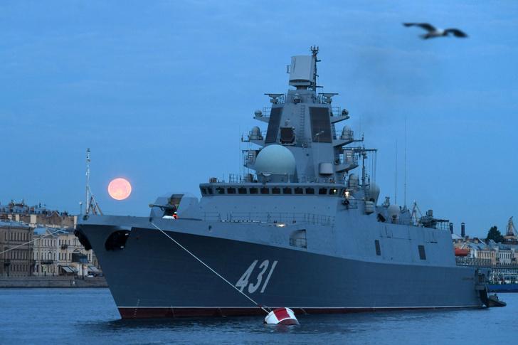 Российские моряки испытали новую противолодочную ракету в Баренцевом море