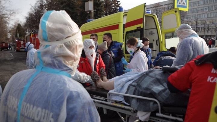 Названа причина взрыва в челябинской больнице, губернатор объявил режим ЧС