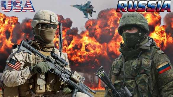Армия России против Армии США в Сирии: фосфорные удары, горы трупов и освобождение страны   Русская весна