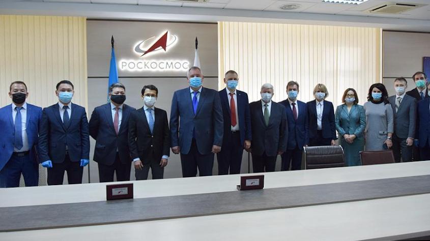 Россия и Казахстан приступили к созданию ракетного комплекса «Байтерек», который заменит «Протоны»