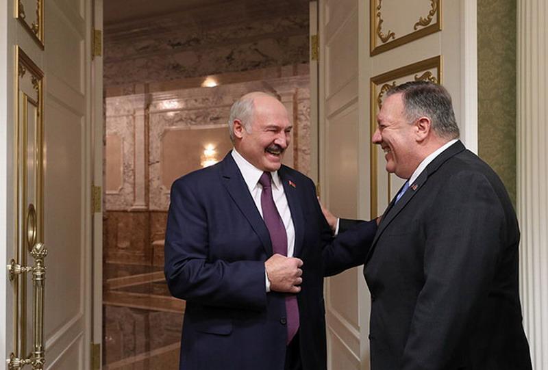 Запад перечеркнул всю многолетнюю работу ЦРУ и Сороса, не признав выборы в Белоруссии