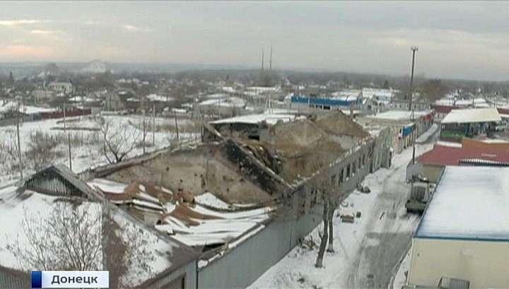 День без огня: в Донбассе не стреляют