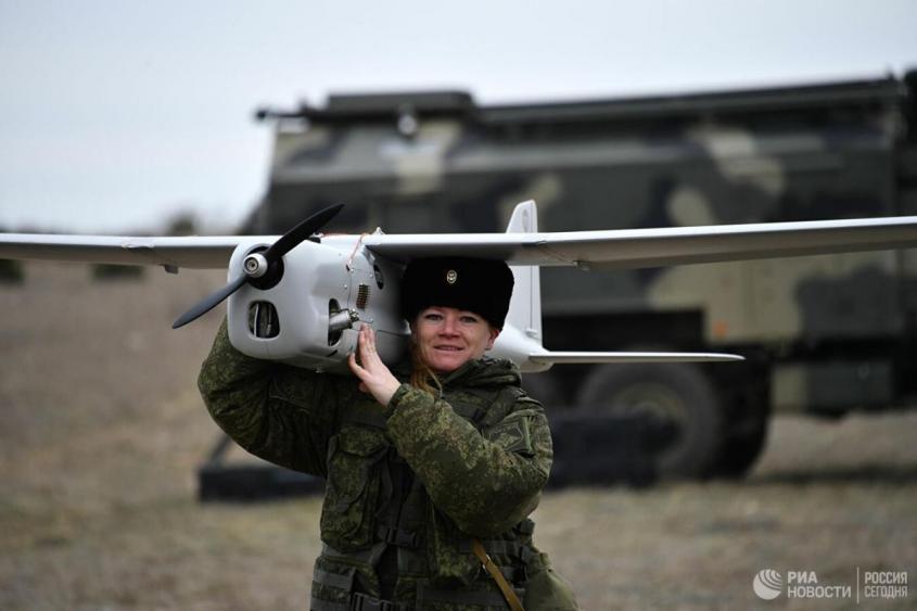 У России появилось новое ударное оружие.