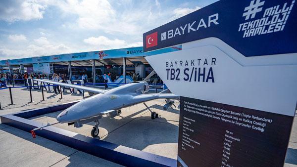 БПЛА Байрактар. Как Турция дала Азербайджану главное оружие против Армении?