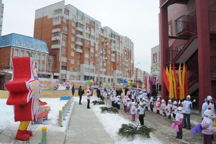 ВЧувашии открыт новый детский сад