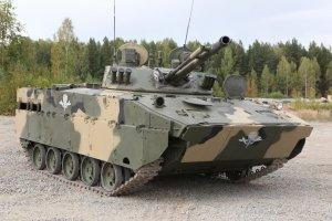 БМД-4М «Бахча» завершила войсковые испытания