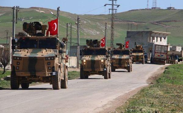 Турция эвакуирует свою крупнейшую военную базу в Сирии