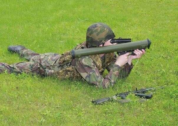 Тульское КБП показало универсальное штурмовое оружие— «БУР»