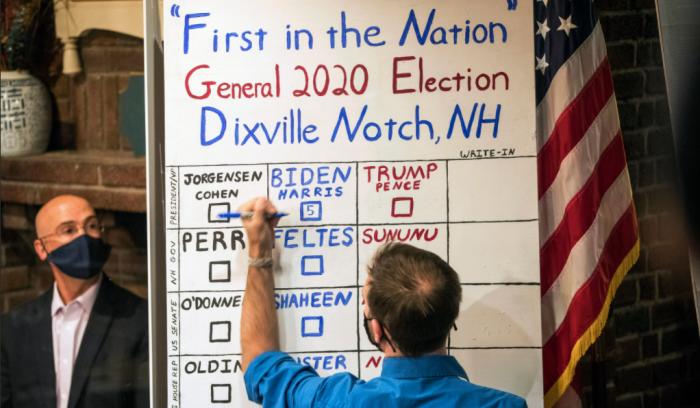 Главный итог выборов в США 2020: ни Трамп, ни Байден уже не будут «президентом всей Америки»