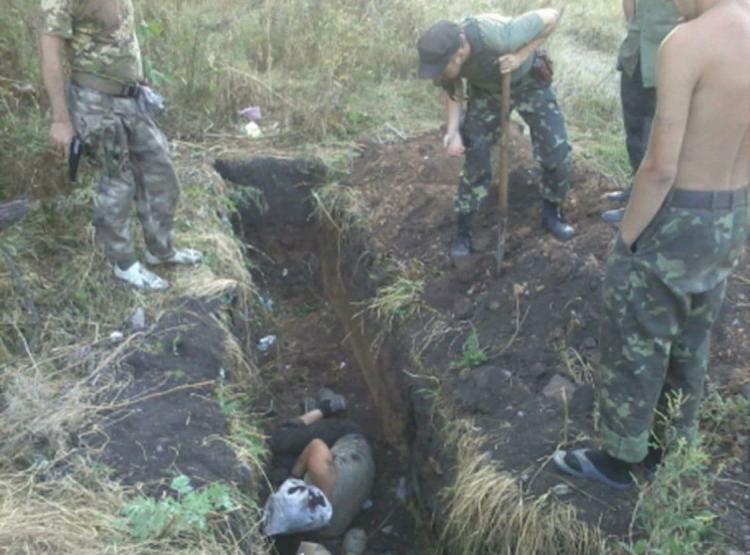 Украина – это страна убийц, насильников, подопытных кроликов и молчащего народа