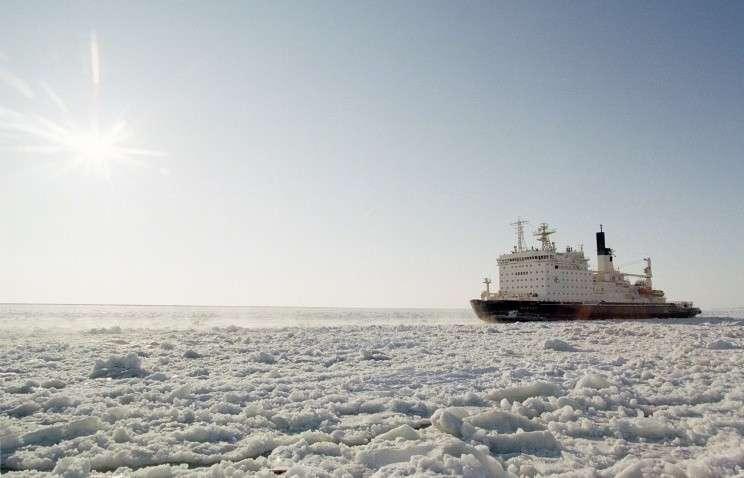 Главком ВМФ: приоритетами России в новой морской доктрине станут Арктика и Черное  море