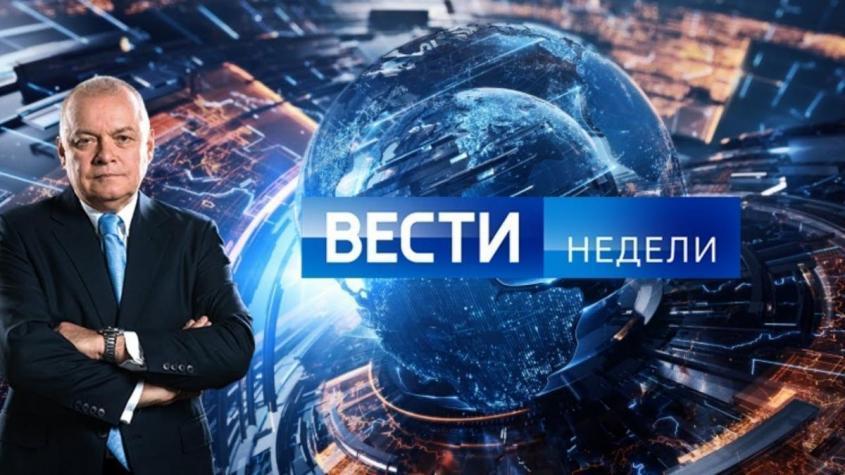 Вести недели с Дмитрием Киселёвым от 01.11.2020. Итоговая передача телеканала «Россия 1»