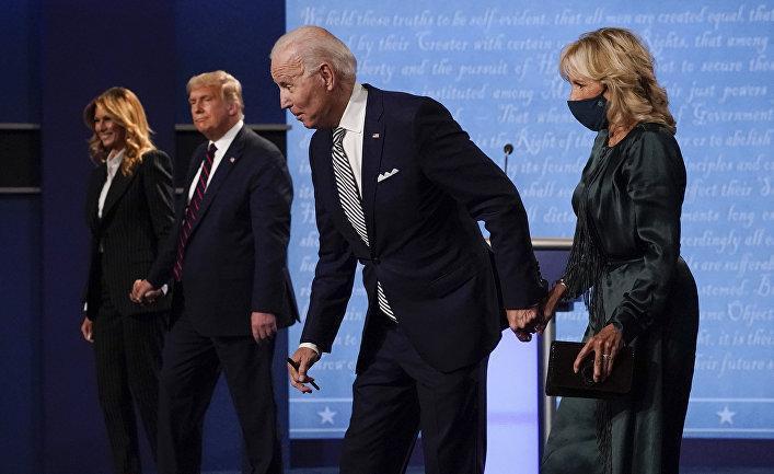 Американские СМИ: кошмар с выборами в США дискредитирует антироссийскую риторику