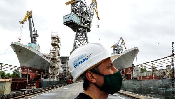 Импортозамещение. Россия смогла возродить из пепла собственное судостроение