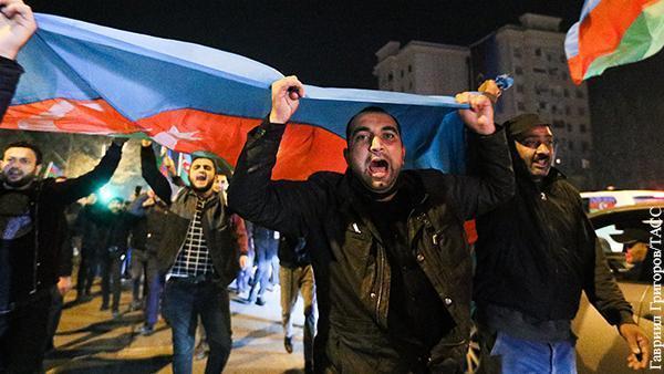 Россия остановила войну в Нагорном Карабахе.Кто виноват и что дальше?