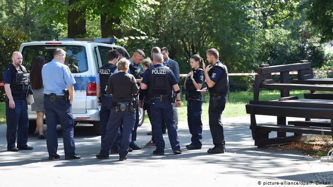 Кровавый террорист Хангошвили «Замочен» в «немецком сортире»