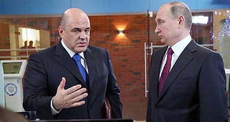 Двухходовка Владимира Путина и Михаила Мишустина по эмиссии рубля