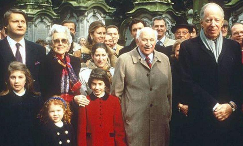 Ротшильды: секрет «успеха» еврейского финансового клана – 200-летние традиции мошенничества