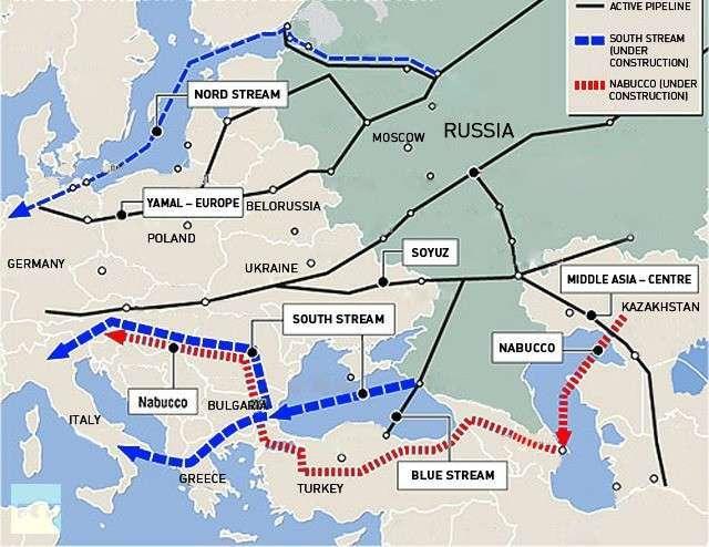 ЕС нашел газ - дорого и далеко