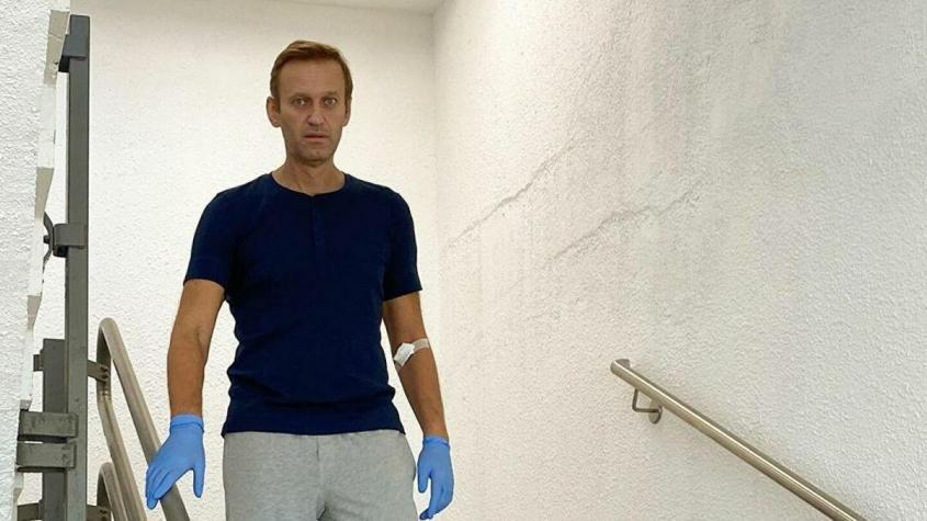 Россия ответила санкциями против Евросоюза из-за дела Навального