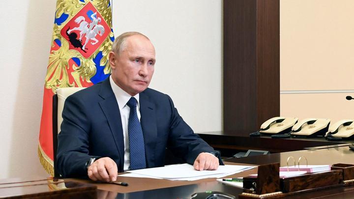 Владимир Владимир Путин подписал указ о работе миротворцев в Карабахе