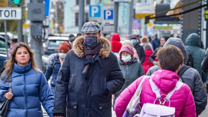 С 13 ноября в Москве вводятся новые ограничения из-за распространения коронавируса