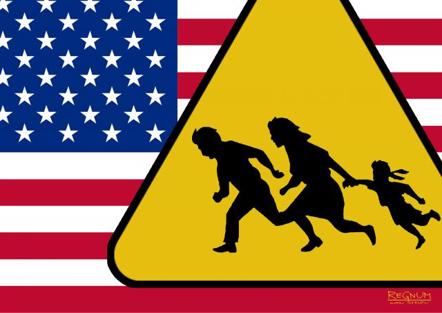 Осторожно мигранты!